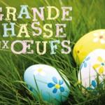 CHASSE AUX OEUFS – Dimanche 12 avril 2020