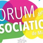 Forum des associations . Samedi 9 septembre 2017