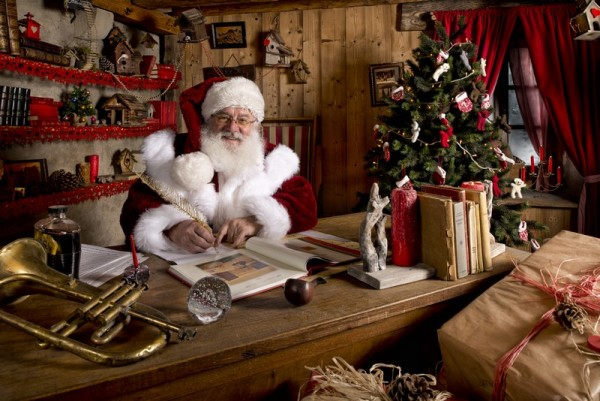 Bureau du père noël – 4, 11 & 18 Décembre