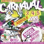 CARNAVAL St Pierre de Chandieu  – Dimanche 5 avril 2020